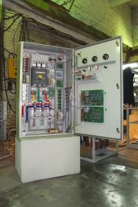 Электропривод бурового станка