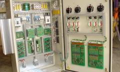 Электропривод стенда проверки электродвигателей