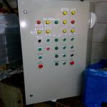 Шкаф управления установкой приготовления растворов