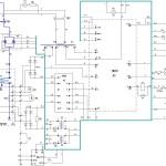 Схема однофазного регулятора напряжения