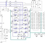 Принципиальная схема электропривода для СБШ в замен ТПЕ с реверсом по якорю