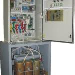 Шкаф возбуждения синхронного двигателя экскаватора