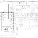Схема возбудителя синхронного двигателя