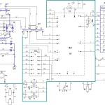 Схема однофазного регулируемого выпрямителя на 5000А