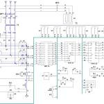 Схема трёхфазного управляемого выпрямителя