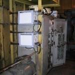 Блоки возбуждения генераторов в резерве магнитных усилителей на ЭШ6/45