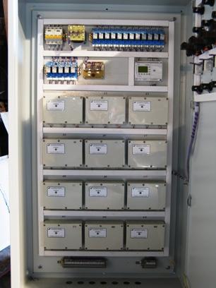 Автоматизация пескоснабжающей установки