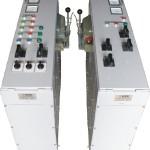 Пульты управления шагающего экскаватора, аналог заводских