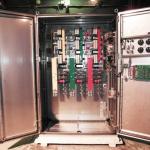 Тиристорный регулятор напряжения переменного тока трёхфазный 1,6МВт