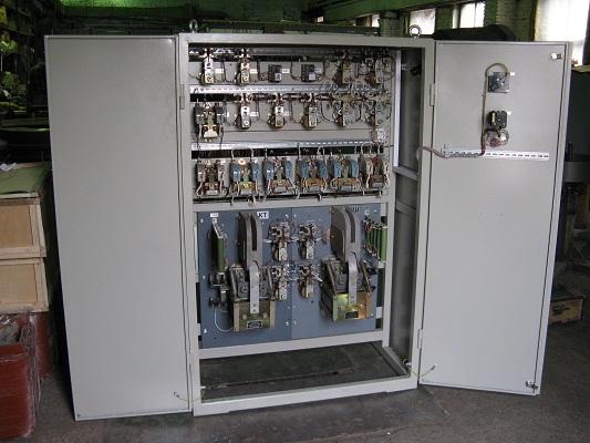 Шкаф управления главными приводами ЭШ10/60