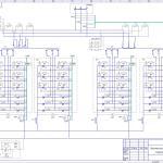 Схема структурная ИП15кА реверс(1)